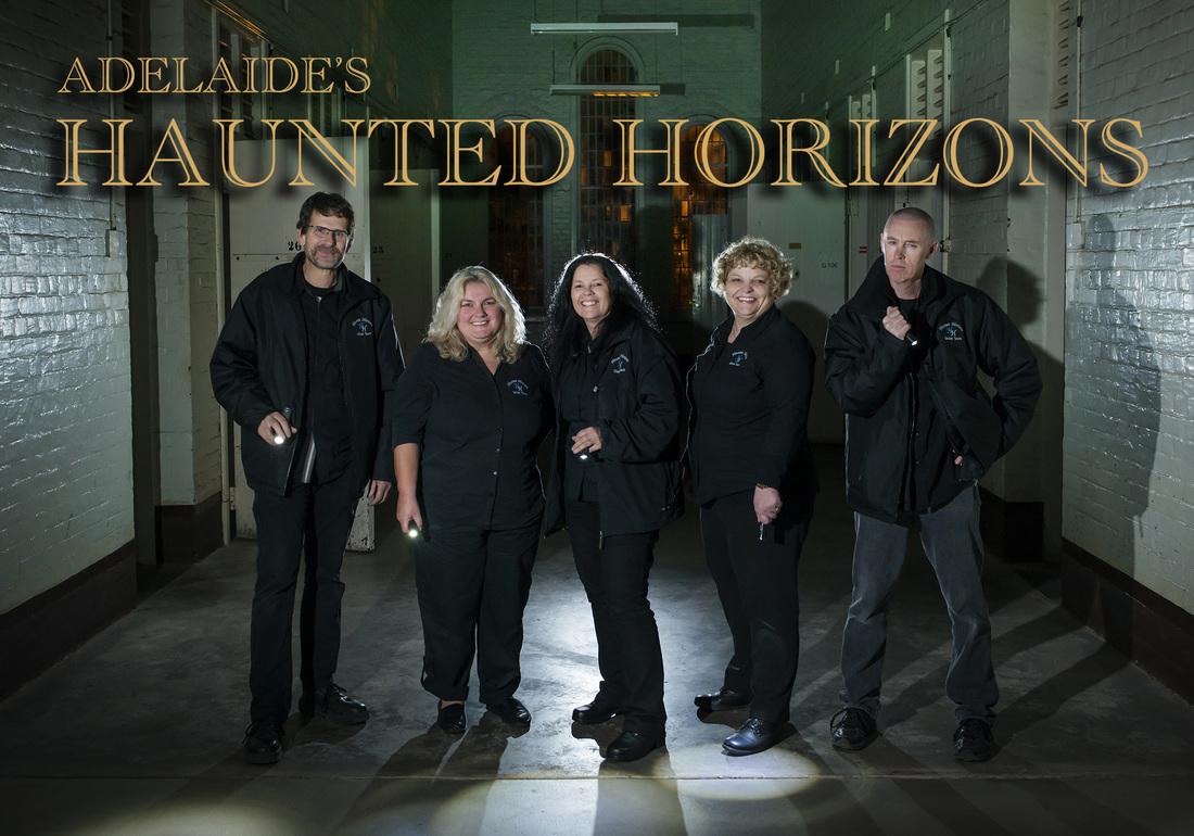 Adelaide Gaol Tours - Ghost Tours & History Tours by Haunted Horizons