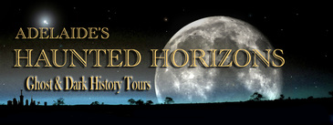 Adelaide Haunted Horizons Ghost Tour logo